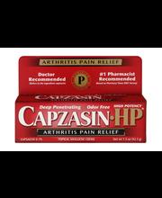 Capzasin-HP Arthritis Pain Relief