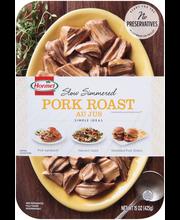 Hormel®   Slow Simmered Pork Roast Au Jus 15 oz. Tray