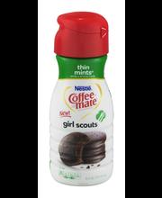 Nestle Coffeemate Girl Scouts Thin Mints® Liquid Coffee Cream...