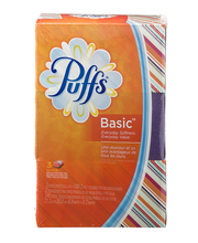 Puffs Facial Tissue 3-180 ct Boxes