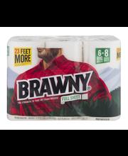Brawny Paper Towels Full Sheet - 6 CT