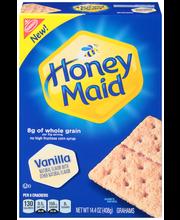 Nabisco Honey Maid Vanilla Grahams 14.4 oz. Box