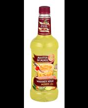 Master of Mixes Whiskey Sour Mixer
