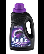 Woolite® Darks Laundry Detergent 50 fl. oz. Plastic Jug