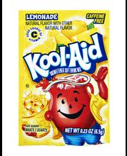 Kool-Aid Lemonade Unsweetened Drink Mix 0.23 oz. Packet
