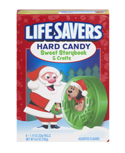 LifeSavers Hard Candy Sweet Storybook & Crafts Assorted Flavo...