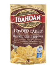 Idahoan® Loaded Baked® Mashed Potatoes 4 oz. Pouch