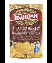Idahoan® Loaded Baked® Mashed Potatoes 4 oz. Pouch