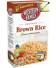 Wf Instant Brown Rice