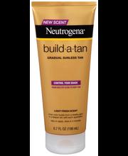 Neutrogena® Build-A-Tan Gradual Sunless Tan 6.7 fl. oz. Tube