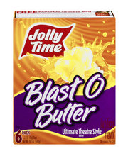 Jolly Time® Blast O Butter Ultimate Theatre Style Butter® Mic...
