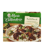 Marie Callender's® Beef & Broccoli 13 oz. Box