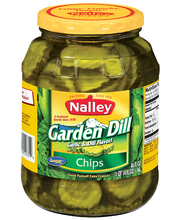 Nalley® Garden Dill Chip Pickles 46 fl. oz. Jar