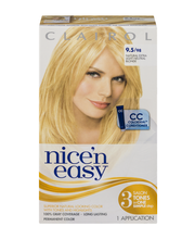 Clairol Nice 'N Easy Permanent Hair Color 9.5 Natural Extra L...