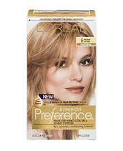 L'Oreal® Paris Superior Preference® Hair Color Natural 8 Medi...