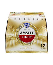Amstel® Light Lager Beer 12-12 fl. oz. Bottle
