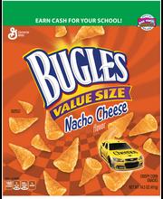 Bugles™ Nacho Cheese Flavor Crispy Corn Snacks 14.5 oz. Bag