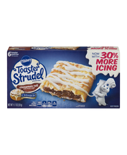 Pillsbury Toaster Strudel™ Cinnamon Roll with Brown Sugar Toa...