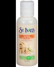 St. Ives® Oatmeal & Shea Butter Body Wash 3 fl. oz. Bottle