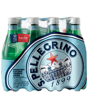 S.Pellegrino Sparkling Natural Mineral Water, 16.9-ounce plas...