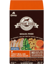 Supreme Source® Grain-Free Turkey Meal and Sweet Potato Recip...