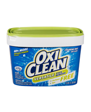 OxiClean™ Free Versatile Stain Remover 3 lb. Tub