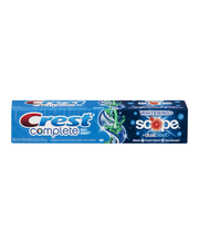 Crest® Complete Multi-Benefit® Whitening+ Scope® DualBlast® M...