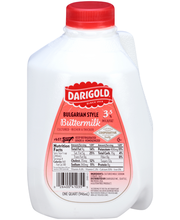 Darigold® Cultured Bulgarian Style Buttermilk 1 qt. Jug