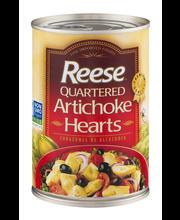 Reese Artichoke Hearts Quartered