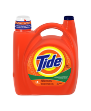 Tide® Mountain Spring® Scent Liquid Laundry Detergent 96 Load...