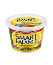 Smart Balance® Extra Virgin Olive Oil Buttery Spread 13 oz. Tub
