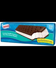 NESTLE King Size Vanilla Frozen Dairy Dessert Sandwich