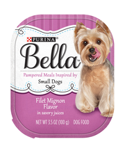 Purina Bella Bundle of Joy with Filet Mignon & Porterhouse St...