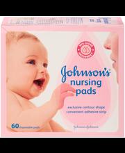 Johnson's® Nursing Pads 60 ct Box