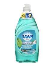 Dawn® Ultra Escapes™ New Zealand Springs Scent Dishwashing Li...