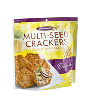 Crunchmaster™ Original Multi-Seed Crackers 4.5 oz. Pouch