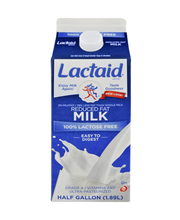 Lactaid® Brand 100% Lactose Free Reduced Fat Milk 2–64 fl. oz...