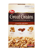 Post® Great Grains® Crunchy Pecan™ Cereal 16 oz. Box