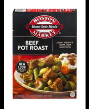 Boston Market® Home Style Meals Beef Pot Roast 15 oz. Box