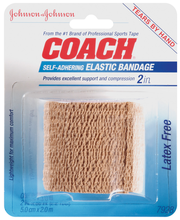 "Coach® Self-Adhering Elastic Bandage 2"" X 2.2 Yds. Sports Car..."