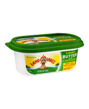 Land O'Lakes® Spread Light Butter with Canola Oil 8 oz. Tub
