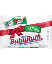 BABY RUTH Holiday Miniatures 11 oz Bag