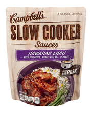 Campbell's® Slow Cooker Sauces Hawaiian Pork 13 oz.