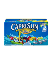 Capri Sun® Splash Cooler Juice Drink 10-6 fl. oz. Pouches