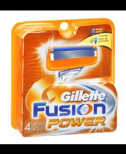 Gillette® Fusion® Power Razor Cartridges 4 ct Pack