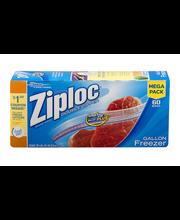 Ziploc®Gallon Freezer Storage Bags Mega Pack 60 ct. Box