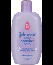 Johnson's® Bedtime Bath® Baby Bath 9 Oz Plastic Bottle