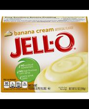 Jell-O® Banana Cream Instant Pudding & Pie Filling Mix 5.1 oz...