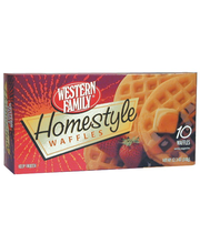 Wf Homestyle Waffles 10Ct