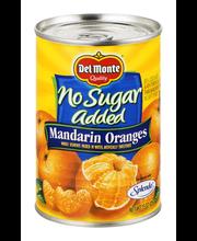 Del Monte® No Added Sugar Mandarin Oranges 15 oz. Can